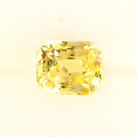 Yellow Sapphire 2.5 Carats