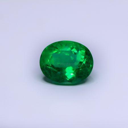 9.4  Carats Colombian Emerald