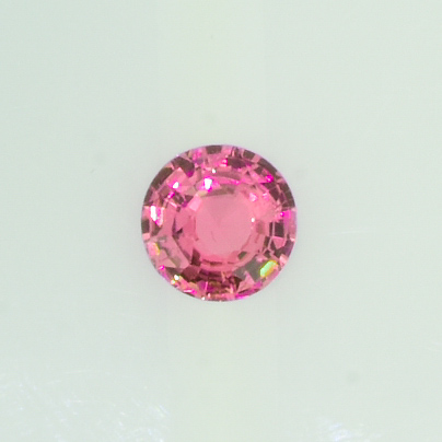 1.02 ct Natural Pink Sapphire Round  Shape Unheated