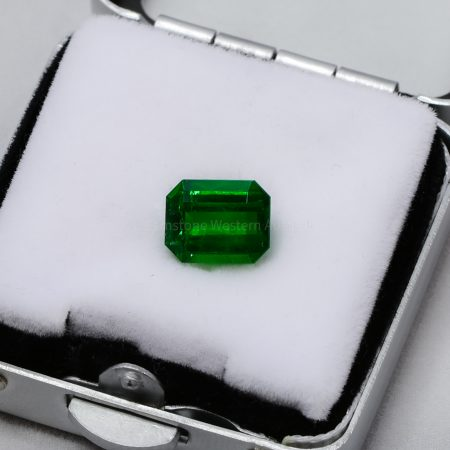 2.33  Carats Natural Loose   Colombian Emerald