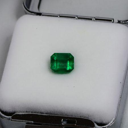 1.57 Carats  Colombian  Emerald   Natural Emerald