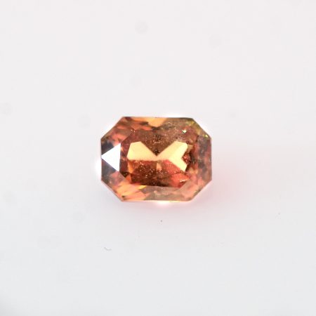 1.57 CT UNHEATED NATURAL SUNSET  PADPARADSCHA RADIANT MIX CUT  CERTIFIED