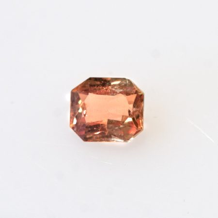 1.04 CT UNHEATED NATURAL SUNSET  PADPARADSCHA RADIANT MIX CUT  CERTIFIED
