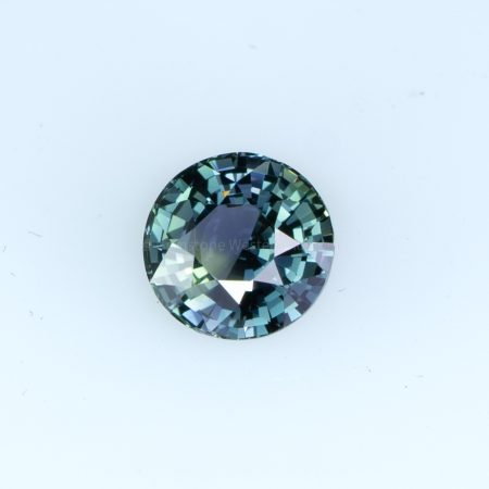 1.46 CT UNHEATED NATURAL TEAL SAPPHIRE   CERTIFIED