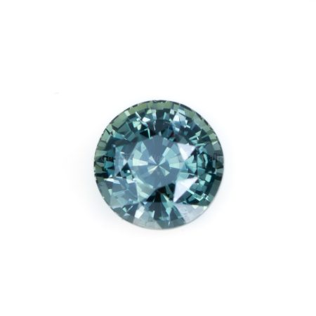 1.66 CT UNHEATED NATURAL TEAL SAPPHIRE   CERTIFIED